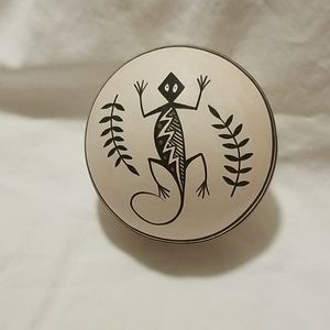 Northern Native American Pottery Ball